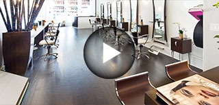 Fabio Scalia Brooklyn New York salon video