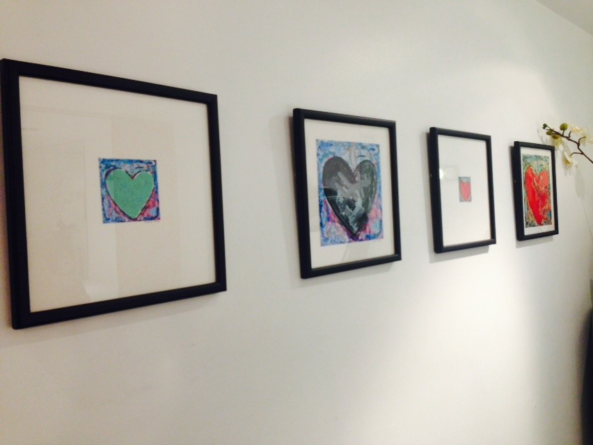 Salon Event- Love Yourself Art Exhibit at Fabio Scalia Salon!