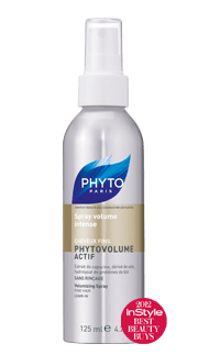 Phytovolume Actif Volumizing Spray at Fabio Scalia Salon