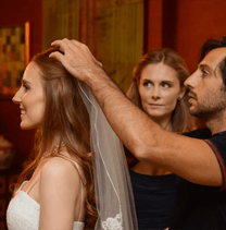 New York wedding hair stylist