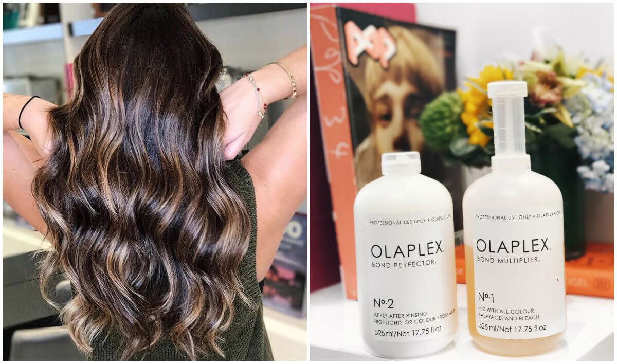 What Is Olaplex And How Does It Work Fabio Scalia Hair Salon