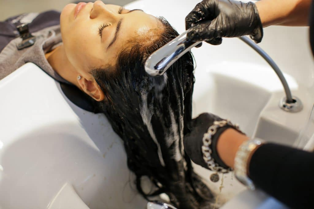 Purifying scalp
