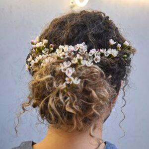 wedding season hair